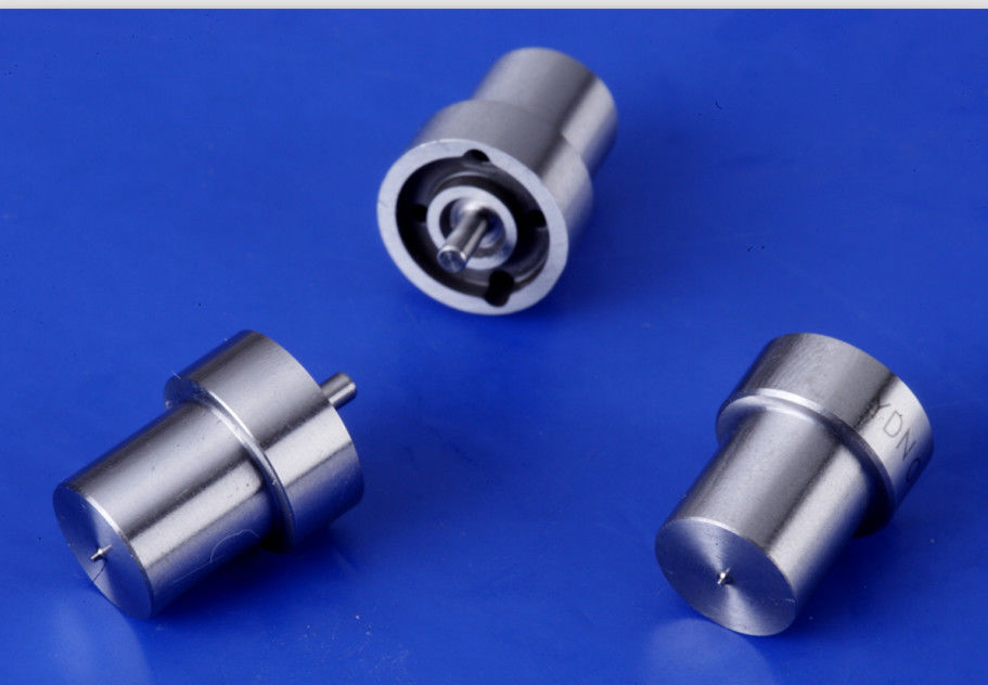 Pintle Type PD Injector Nozzles Common Rail Diesel Engine High Speed Steel Material